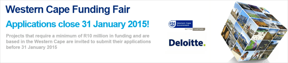 Western Cape Funding Fair 2015