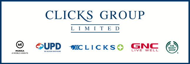 Clicks Group Logo