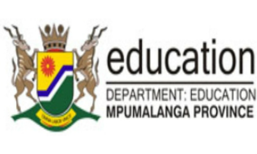 Mpumalanga Dept of Education logo