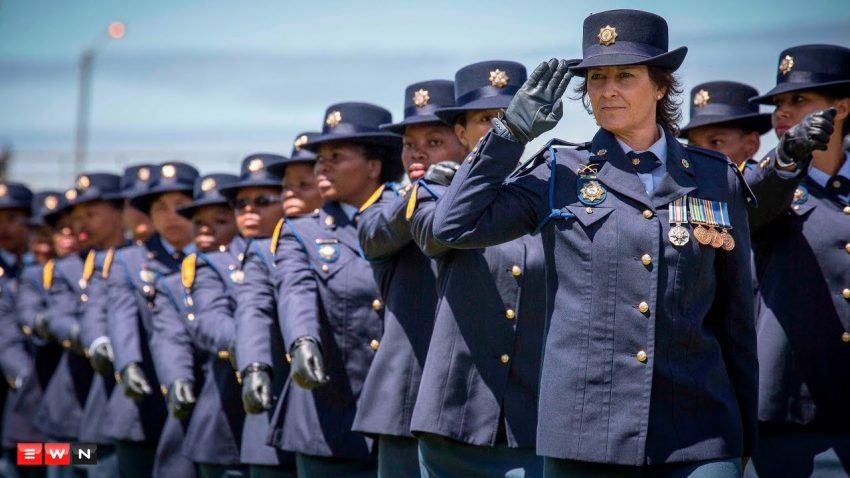 Jobs at SAPS